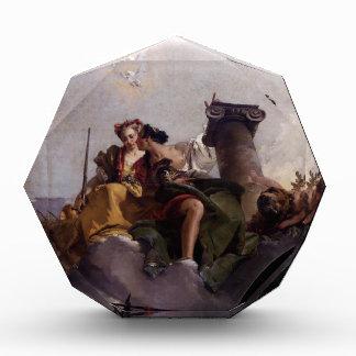 Fortaleza de ánimo y justicia de Juan Battista