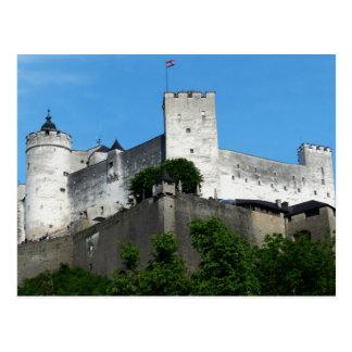 Fortaleza de Hohensalzburg, Austria Tarjetas Postales