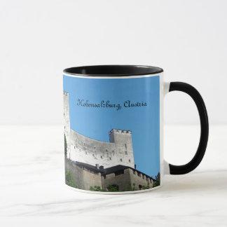 Fortaleza de Hohensalzburg, Austria Taza