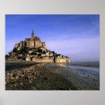 Fortaleza de la isla del St. Miguel Famous Le Mont Impresiones