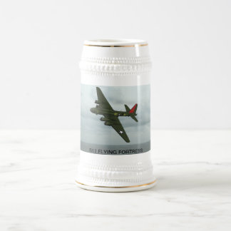 Fortaleza del vuelo B17 Jarra De Cerveza