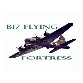 Fortaleza del vuelo B17 Postales