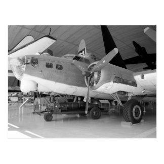 Fortaleza del vuelo B-17 Postal