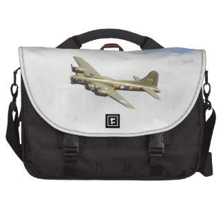 Fortaleza del vuelo bolsas para portátil