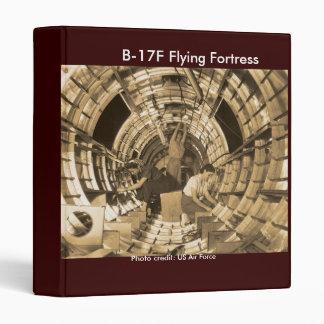 """Fortaleza del vuelo de la carpeta/B-17F bajo Carpeta 1"""""""