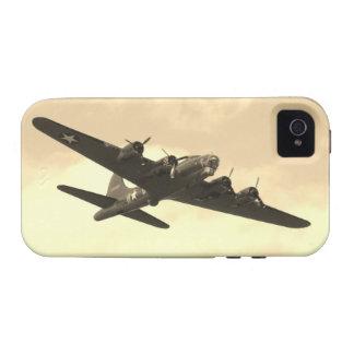 Fortaleza del vuelo en vuelo iPhone 4/4S carcasa