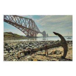 Forth Bridge Photo Print
