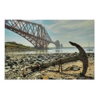 Forth Bridge Photo Art