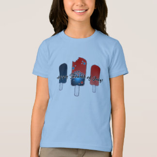 Forth of July Popsicles Shirt