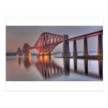 Forth Rail Bridge Post Card