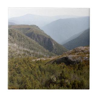 Forth Valley, Tasmanian wilderness Ceramic Tile