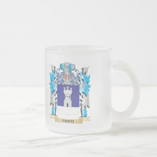 Forti Coat of Arms - Family Crest Coffee Mug