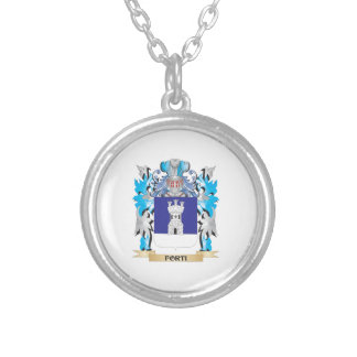 Forti Coat of Arms - Family Crest Custom Jewelry