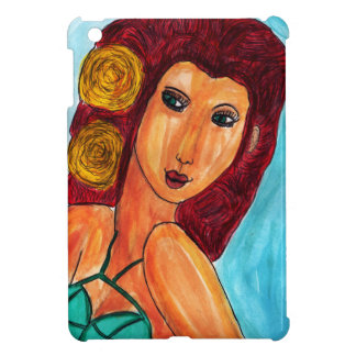 Forties Red Head Case For The iPad Mini