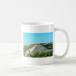Fortification Ramparts At Bogazkoy Coffee Mug