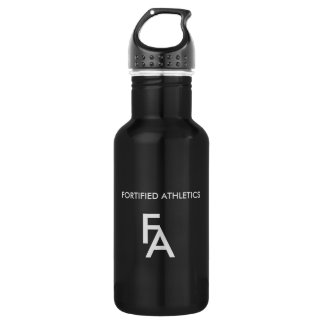 Fortified Athletics - Aluminum Water Bottle