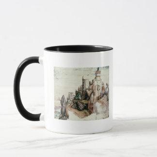 Fortified Castle Mug