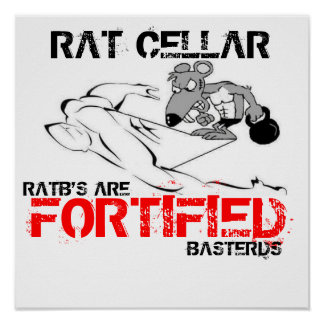 FORTIFIED POSTER