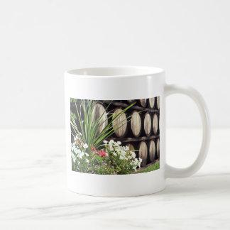 Fortified wines Pink flowers Coffee Mugs