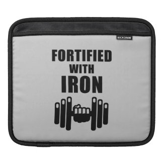 Fortified With Iron Sleeve For iPads