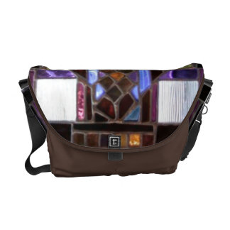 Fortifique la bolsa de mensajero bolsas messenger