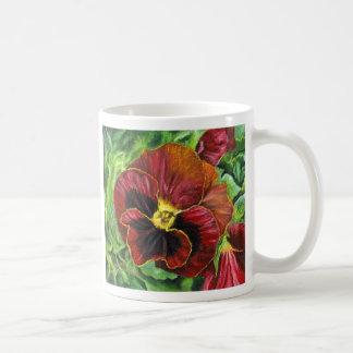Fortissimo Classic White Coffee Mug