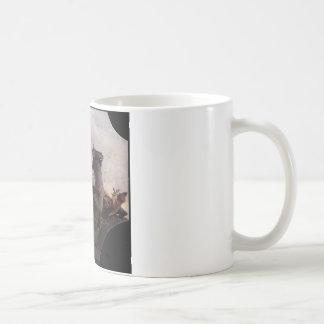 Fortitude and Justice by Giovanni Battista Tiepolo Coffee Mug