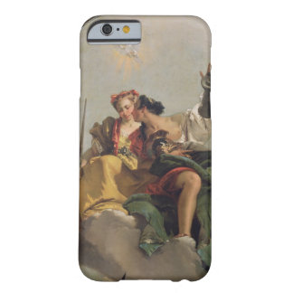Fortitude and Justice, from the 'Sala Capitolare' Barely There iPhone 6 Case
