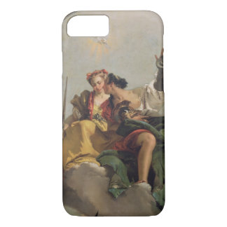 Fortitude and Justice, from the 'Sala Capitolare' iPhone 7 Case