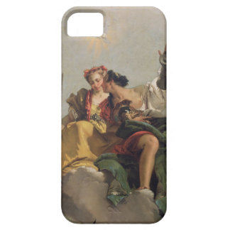Fortitude and Justice, from the 'Sala Capitolare' iPhone SE/5/5s Case