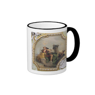 Fortitude and Justice, from the 'Sala Capitolare' Ringer Mug