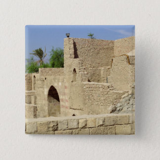 Fortress, built by Baldwin I Pinback Button