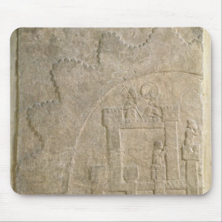 Fortress under Siege, from Nimrud, Iraq Mouse Pads
