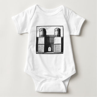FORTRESS WALL BABY BODYSUIT