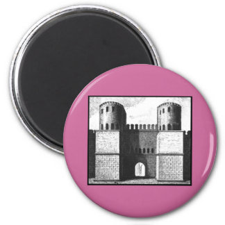 FORTRESS WALL MAGNET