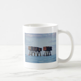 Forts In The Thames Estuary Coffee Mug