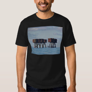 Forts In The Thames Estuary T-Shirt