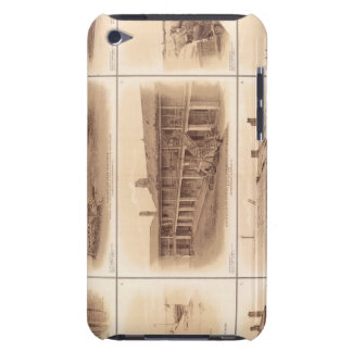 Forts Sumter & Moultrie iPod Case-Mate Case