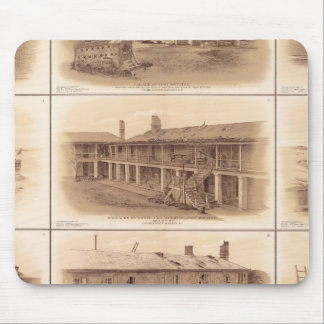 Forts Sumter & Moultrie Mouse Pad