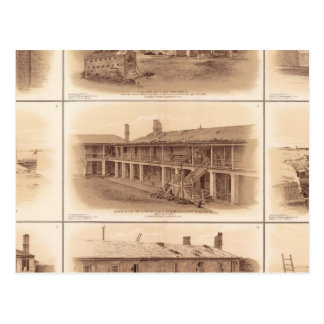 Forts Sumter & Moultrie Post Cards