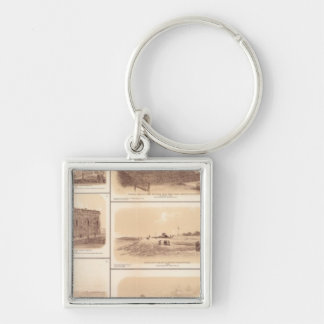 Forts Sumter & Moultrie, Sullivan's Island Key Chain