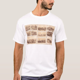 Forts Sumter & Moultrie, Sullivan's Island T-Shirt