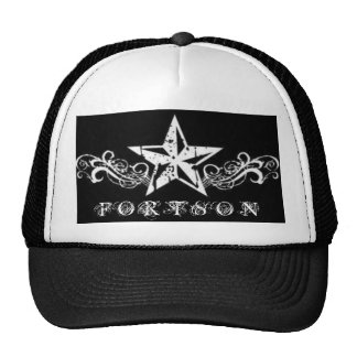 Fortson Emblem Trucker Hat
