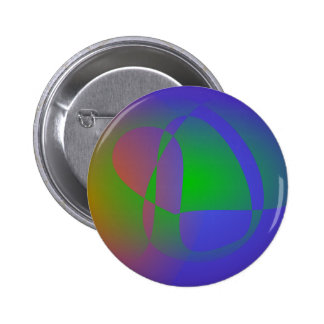 Fortuity 2 Inch Round Button