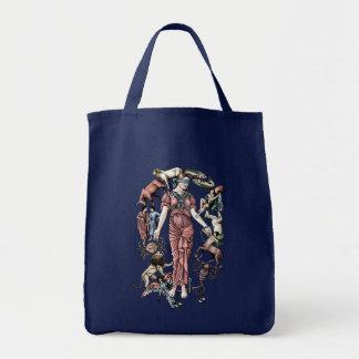 Fortuna Grocery Tote Bag