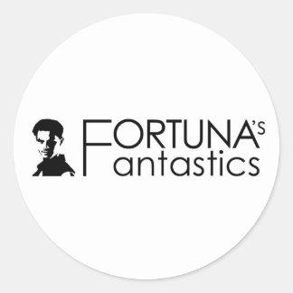 Fortuna's Fantastics Stickers