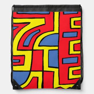 Fortunate Idea Bravo Straightforward Drawstring Bag