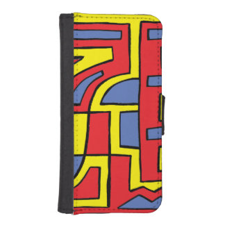 Fortunate Idea Bravo Straightforward iPhone SE/5/5s Wallet Case