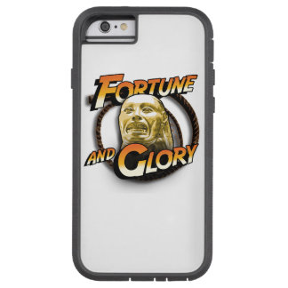 Fortune and Glory iPhone tough case