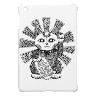 Fortune Cat Case For The iPad Mini